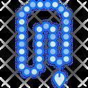 Tasbih Paternoster Rosary Icon