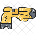 Taser Weapon Police Icon