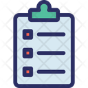 Task Checklist Appointment Icon