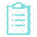 Task Report List Icon