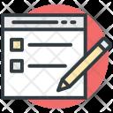 Task List Checklist Icon