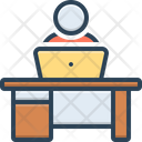 Task Action Business Icon