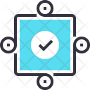 Task Management Complete Icon
