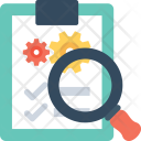 Task Search Preferences Icon