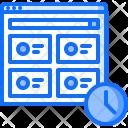 Task Program Ticket Icon