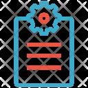 Task List Optimize Icon