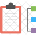 Task Allocation Management Icon