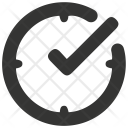 Task Completed Checkmark Icon