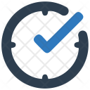 Task Checkmark Completed Icon