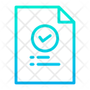 Checklist List Of Task Tasks Icon