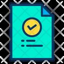 Task Document Icon