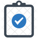 Checkmark Clipboard Done Icon