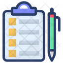 Task List Todo List Item List Icon