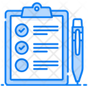 Checklist Approved List Product List Icon