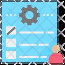 Tasklist Program Schedule Icon
