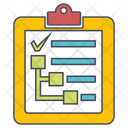 Task Management Time Management Project Deadline Icon