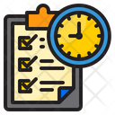 Task Management Task Clipboard Icon