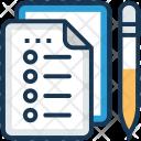 Test Task List Icon