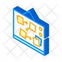 Desk Planning Tasks Icon