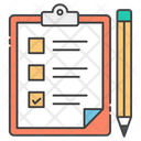 Task Writing Icon