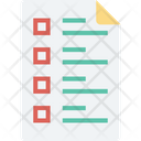 Appointment Checklist List Icon