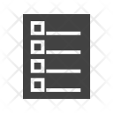 Tasks list Icon