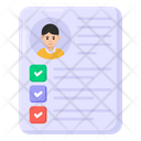 Tasks List Checklist Plan List Icon
