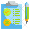Tasl Check Pros Cons Tasks Icon