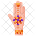 Tatoo Diwali Cultures Icon