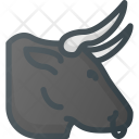 Taurus Astrology Horoscope Icon