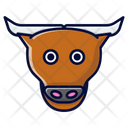 Taurus Ox Chinese Zodiac Icon