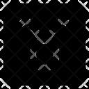 Taurus Astrology Symbol Icon
