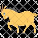 Animal Taurus Sign Icon