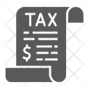 Tax Taxes Business Icon