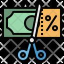 Tax Percent Bill Icon