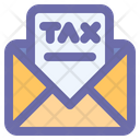 Tax Accounting Finance Icon