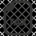 Tax Icon