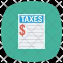 Tax Finance Calculator Icon