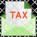 Tax Tax Paper Document Icon