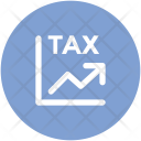 Tax Ratio Currency Icon