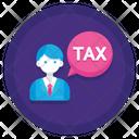 Tax Advice Tax Advice Icon