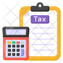 Tax Assessment Icon