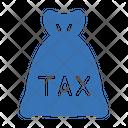Tax Bag Icon