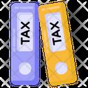 Tax Binders Icon
