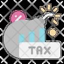 Tax Bomb Icon