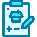Calculation Accounting Expense Icon
