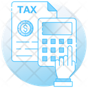 Tax Calculations Icon