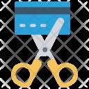 Pay Cut Tax Icon