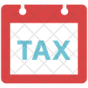 Tax Day Payday Government Icon
