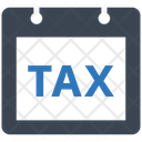 Tax Day Icon